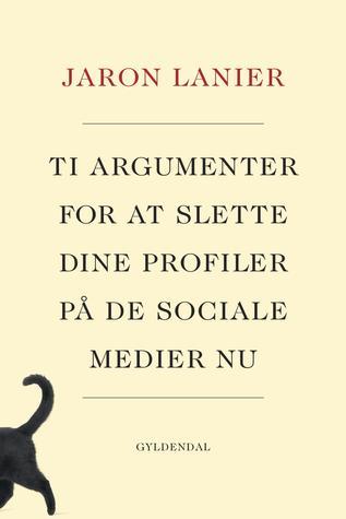 Ti argumenter for at slette dine profiler på de sociale medier nu
