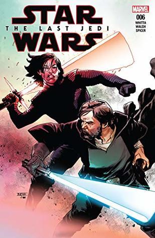 Star Wars: The Last Jedi Adaptation #6 (of 6)