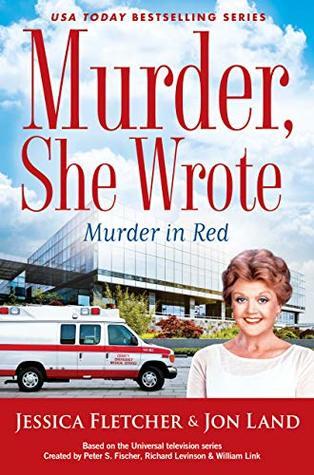 Murder, She Wrote: Murder in Red (Murder, She Wrote #49)