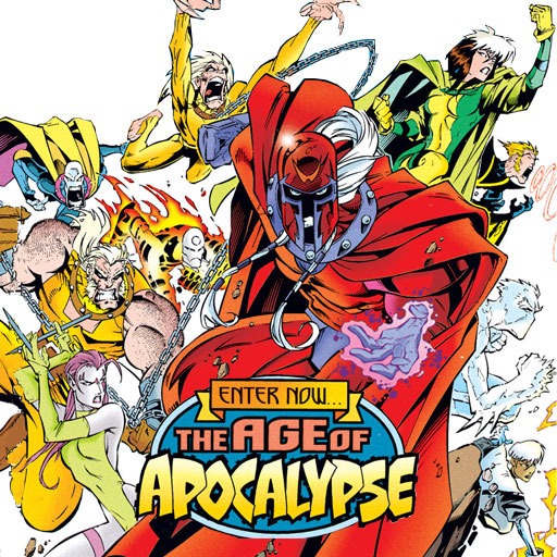 Age of Apocalypse (Collections) (4 Book Series)