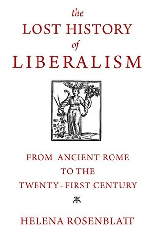 The Lost History of Liberalism book cover