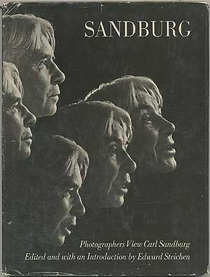 SANDBURG: Photographers View Carl Sandburg.
