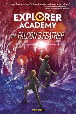 The Falcon's Feather by Trudi Trueit