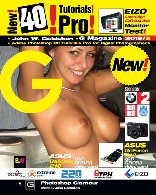 G Magazine 2018/88: Adobe Photoshop CC Tutorials Pro for Digital Photographers