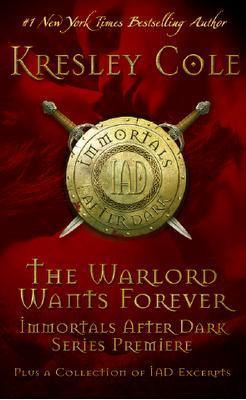 The Warlord Wants Forever