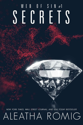 REVIEW BLITZ:  SECRETS (Web of Sins #1) by Aleatha Romig