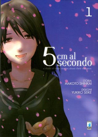 5 cm al secondo, Vol. 1
