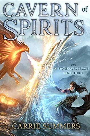 Cavern of Spirits (Stonehaven League #3)