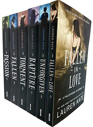 Fallen series collection set (Fallen #1-5)