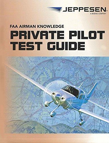 Jeppesen Private Pilot Test Guide -