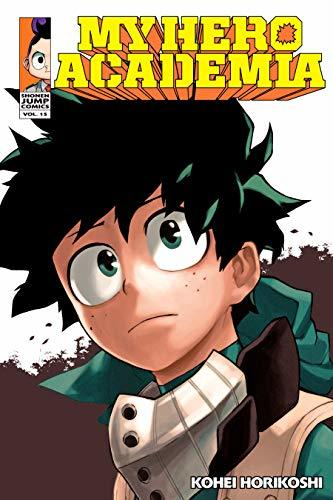 My Hero Academia, Vol. 15: Fighting Fate