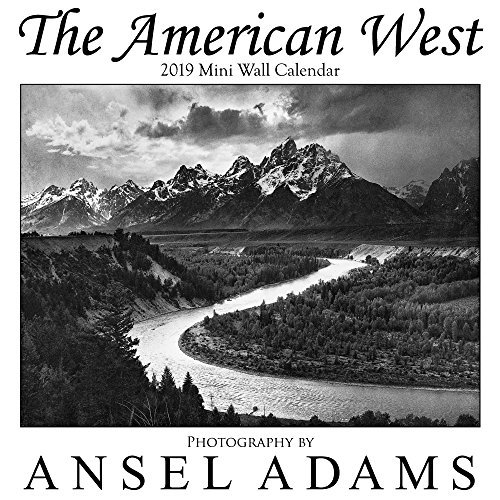 Ansel Adams 2019 Mini Wall Calendar