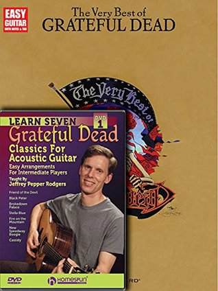 Grateful Dead Guitar Pack: Includes Learn 7 Grateful Dead Classics DVD and Very Best of Grateful Dead Book (Easy Guitar With Notes & Tab)