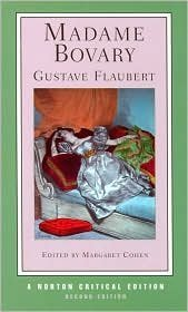 Madame Bovary 2nd (second) edition Text Only