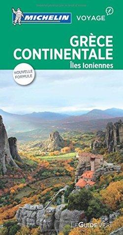 Grèce continentale, Iles Ioniennes - Guide Vert