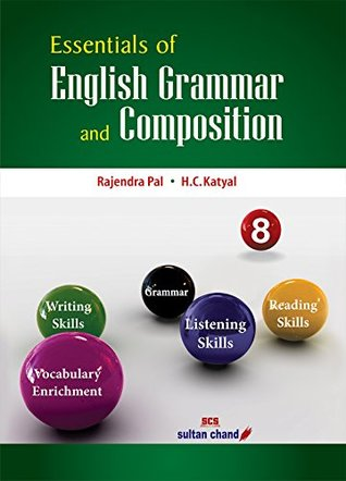 Essentials of English Grammar and Composition - 8