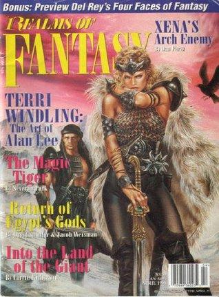 Realms of Fantasy (Volume 4 Number 4 / April1998)