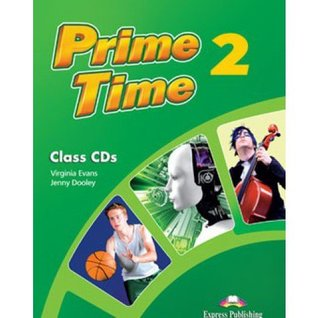 Prime Time 2 Class Audio CDs