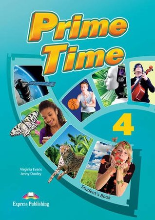 Prime Time (International): Student's Book 4