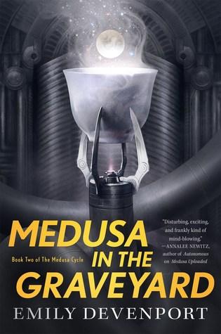 Medusa in the Graveyard (The Medusa Cycle, #2)