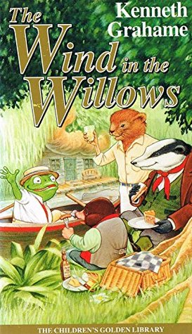 The Wind In The Willows : (The Children's Golden Library No. 20) :