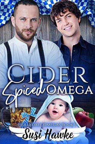 Cider Spiced Omega (The Hollydale Omegas #9)