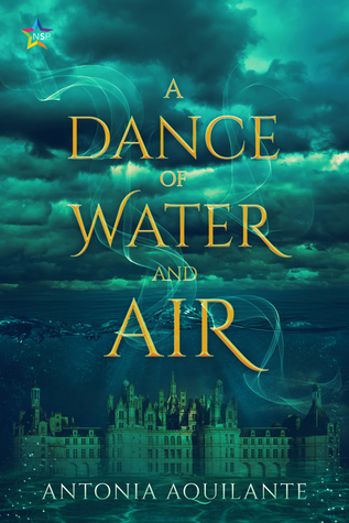 A Dance of Water and Air (Elemental Magicae, #1)