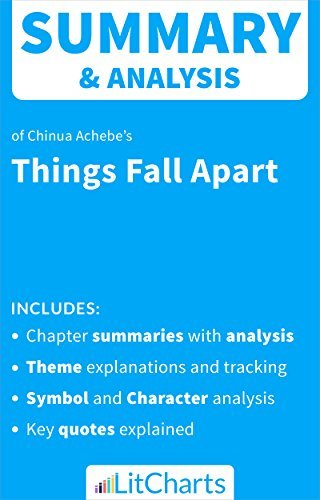 Summary & Analysis of Things Fall Apart by Chinua Achebe