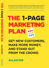 Book cover for The 1-Page Marketing Plan: Get New Customers, Make More Money, And Stand out From The Crowd