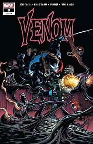 Venom (2018-) #6 by Donny Cates