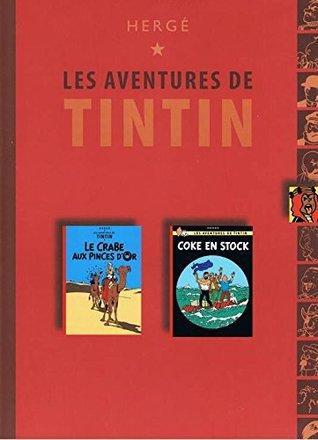 Les Adventures de Tin Tin Le Crabe Aux Pinces D'Or & Coke En Stock