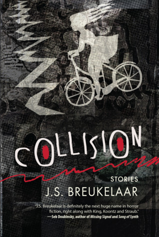 Collision by J.S. Breukelaar