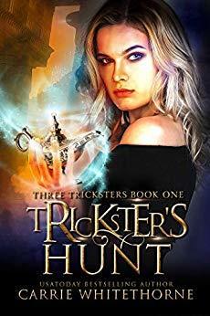 Trickster's Hunt (Three Tricksters #1)