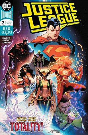 Justice League (2018-) #2