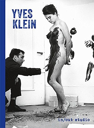 Yves Klein in Out Studio