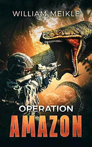 Operation: Amazon (S-Squad #4)
