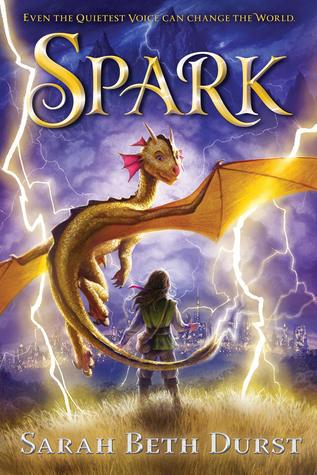 Image result for spark by sarah beth durst