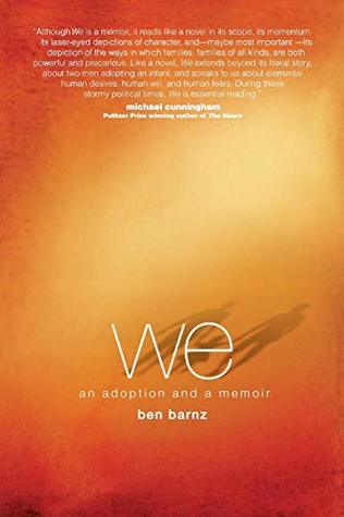 We: An Adoption and a Memoir
