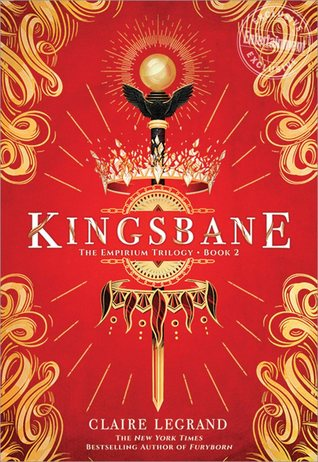 Kingsbane (Empirium, #2)