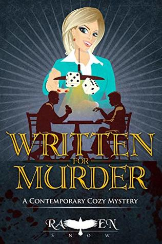 Written for Murder: A Contemporary Cozy Mystery