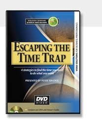 Escaping the Time Trap DVD (SKILLPATH Seminars - 60 minute Video Solutions DVD)
