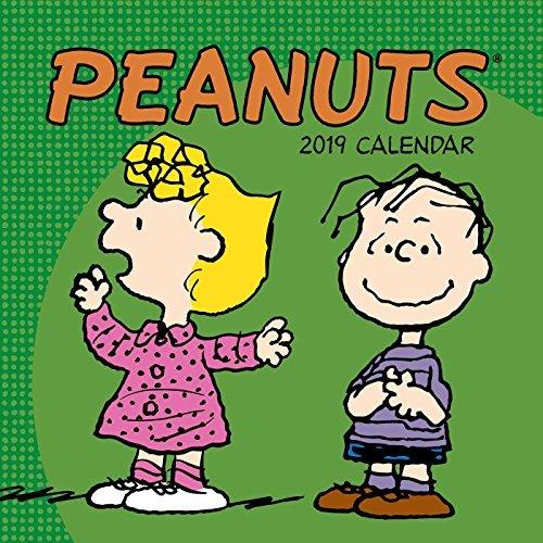 Peanuts 2019 Mini Wall Calendar