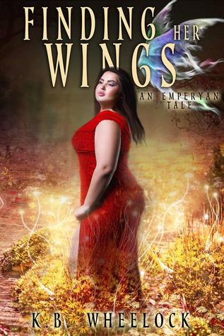 Finding Her Wings by K.B. Wheelock
