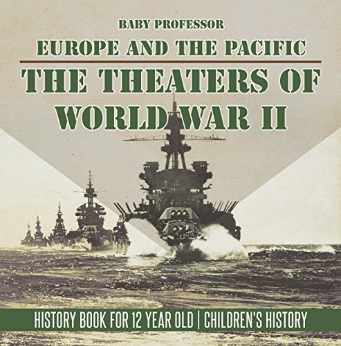 The Theaters of World War II: Europe and the Pacific - History Book for 12 Year Old | Children's History
