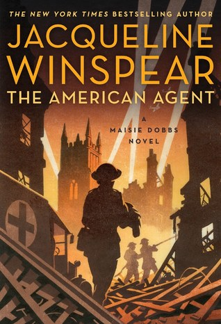 Book Review: The American Agent by Jacqueline Winspear