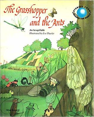 The Grasshopper and the Ants: An Aesop Fable