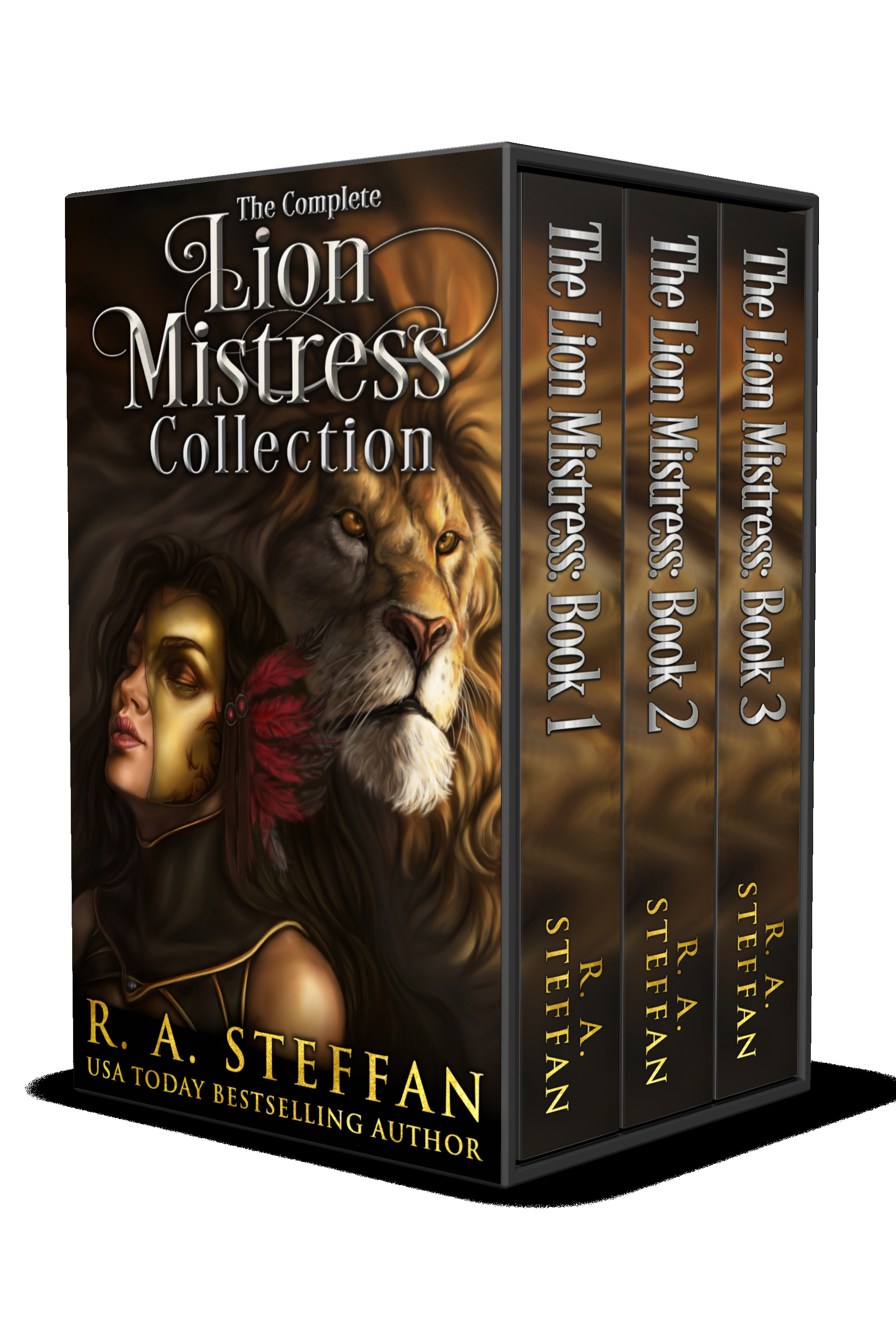 The Complete Lion Mistress Collection
