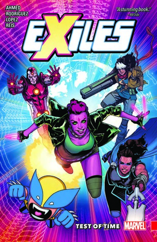 Exiles, Vol. 1: Test of Time