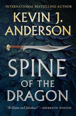 Spine of the Dragon (Wake the Dragon #1)