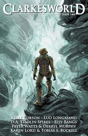 Clarkesworld Magazine, Issue 144